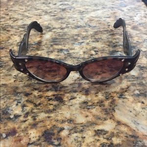 Vintage Dr. Peepers Cat style sunglasses